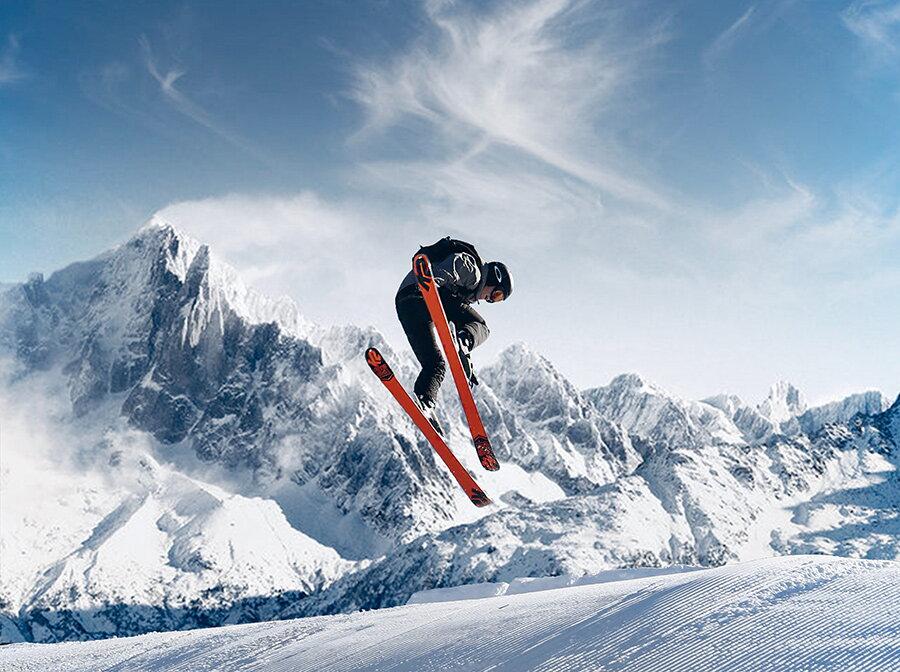 Imbracaminte pentru ski: cum te imbraci pentru temperaturi scazute