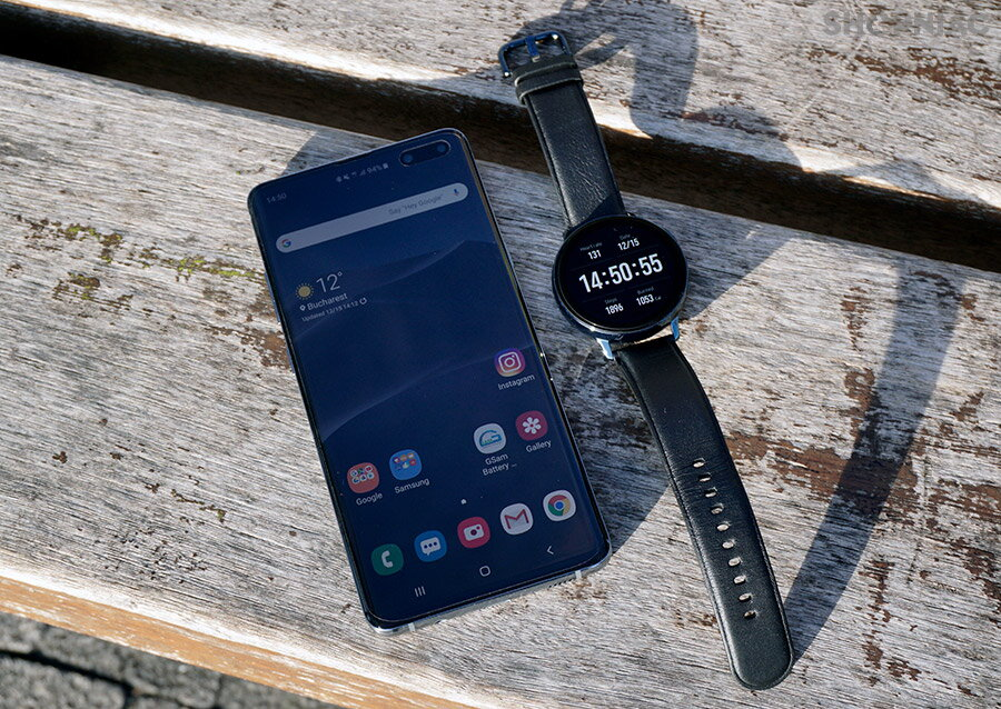 samsung galaxy s10 5g watch active2 lte
