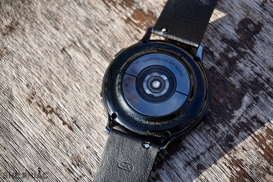 samsung galaxy watch active2 senzor puls cardiac