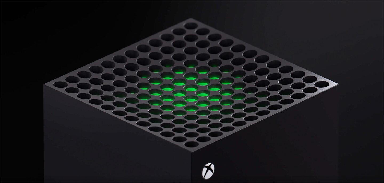 xbox series x led verde