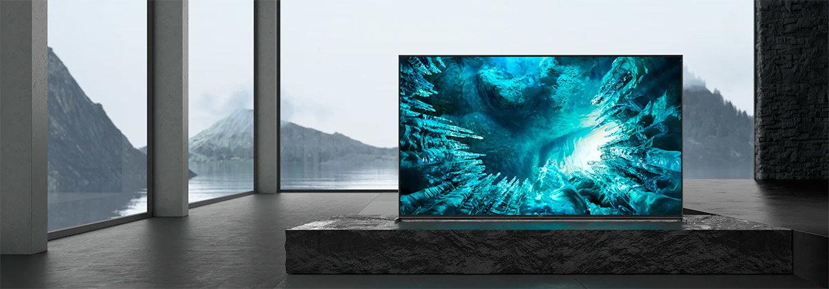 televizor 8k sony