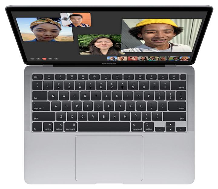 apple macbook air 2020 magic keyboard