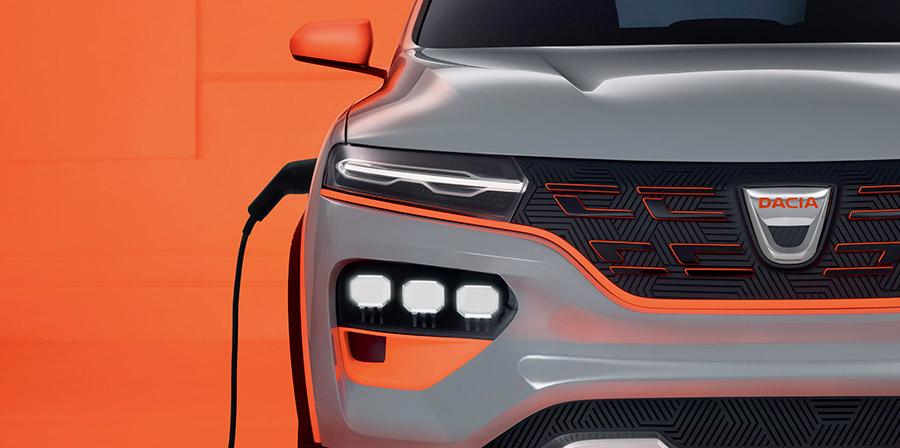 Dacia Spring Electric: poze oficiale, caracteristici, disponibilitate