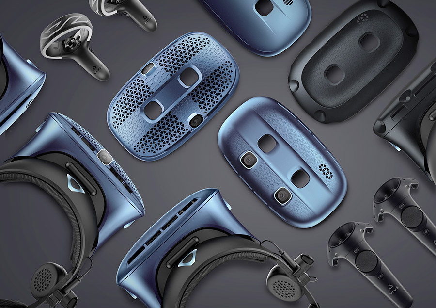HTC Vive Cosmos Elite, XR si Play: sisteme VR si AR cu suport pentru upgrade