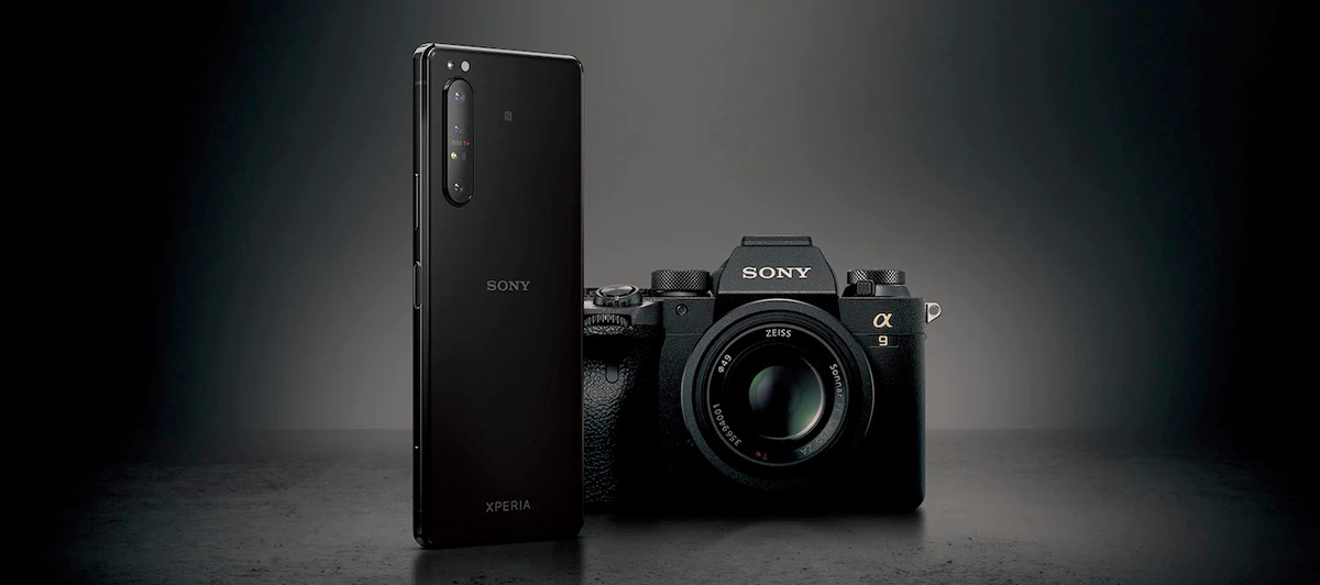 sony xperia 1 ii alpha mirrorless