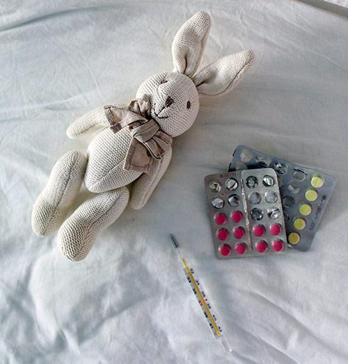 termometru pastile