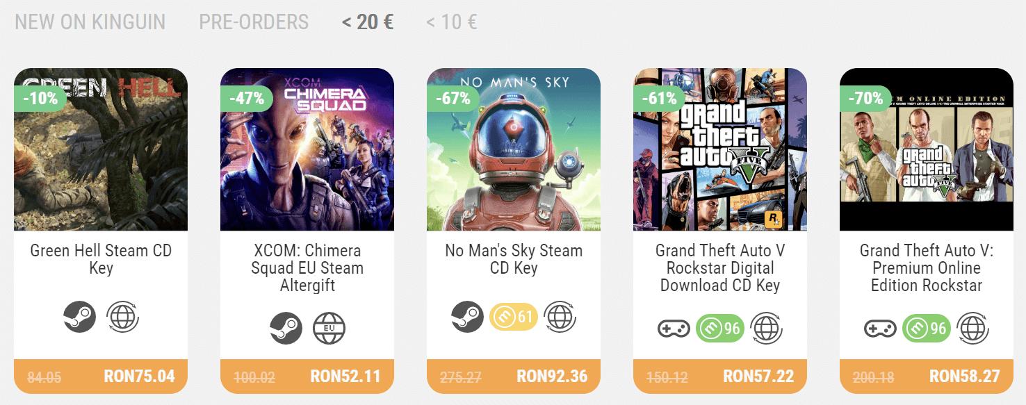 Jocuri ieftine pentru PC si consola: de unde si cum cumperi, riscuri