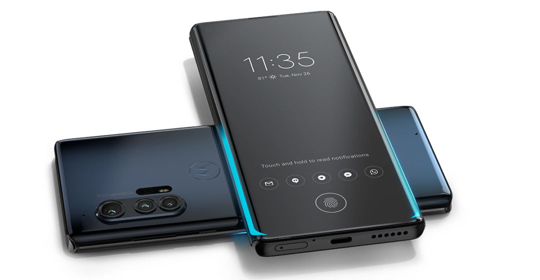 Motorola Edge si Edge+: revenirea in top, caracteristici, preturi, impresii