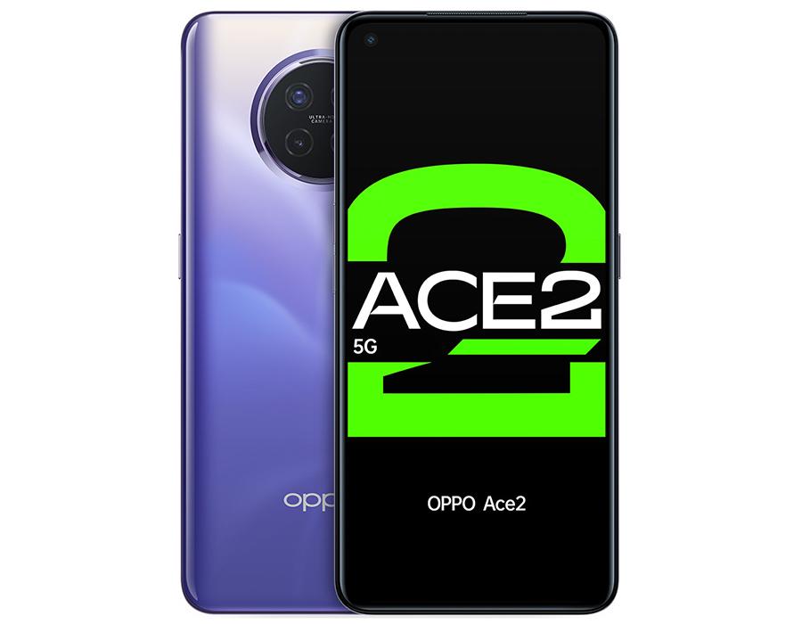 """Oppo Ace2: telefon cu incarcare wireless la 40 W si """"normala"""" la 65 W"""