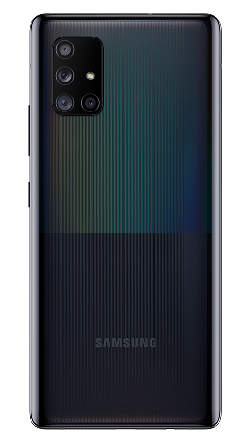 samsung galaxy a51 5g vedere spate