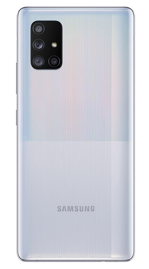 samsung galaxy a71 5g vedere spate