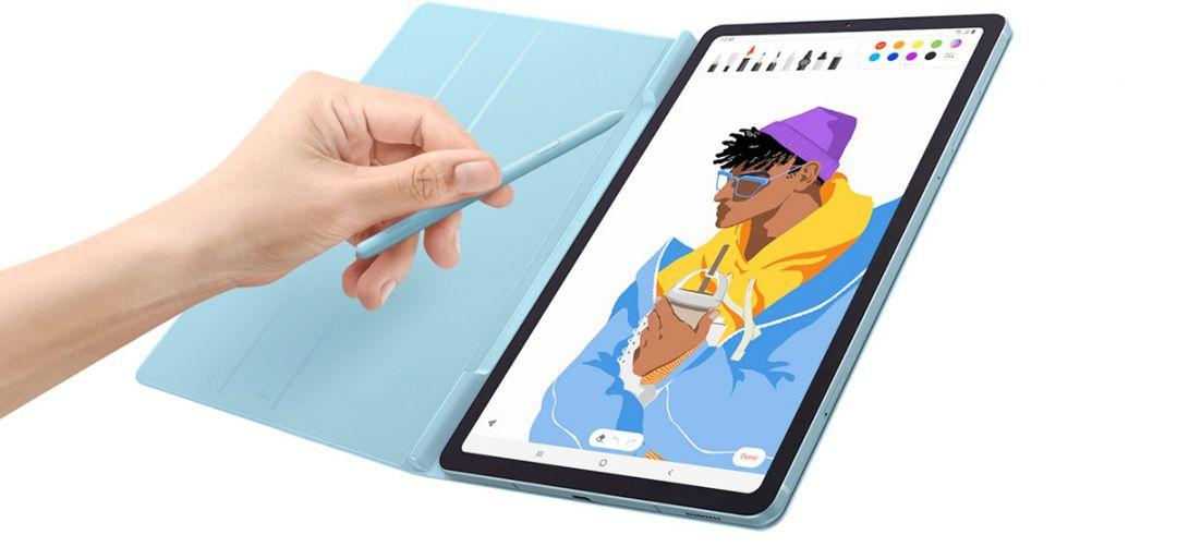 Samsung Galaxy Tab S6 Lite: o tableta cu Android si suport pentru stilus