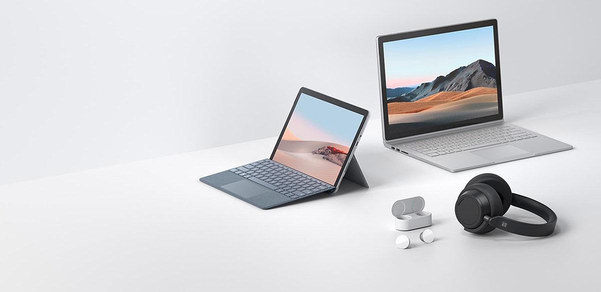 Microsoft Surface Go 2 si Surface Book 3: caracteristici, preturi si impresii
