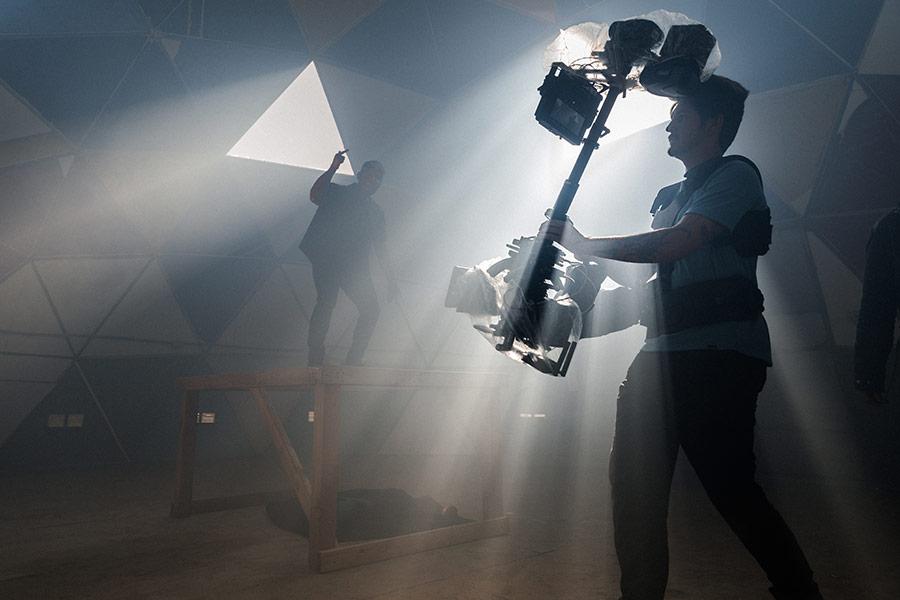 stabilizator filmari profesionale