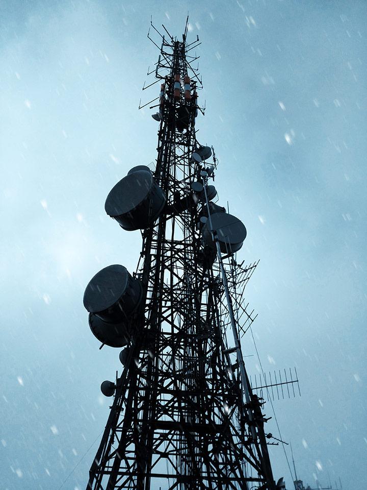 turn antene gsm