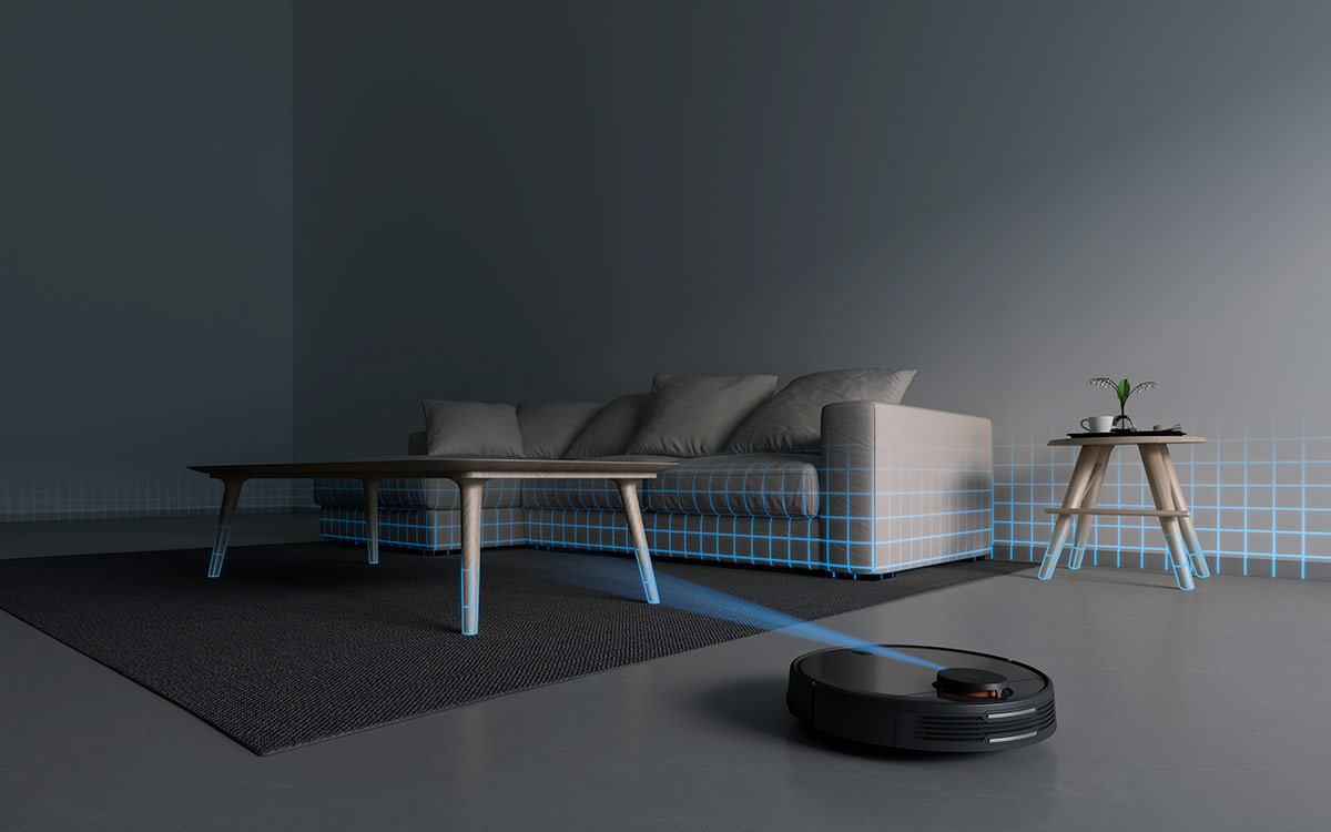 Xiaomi Mi Robot Vacuum-Mop si Mop Pro: aspiratoare robot inteligente