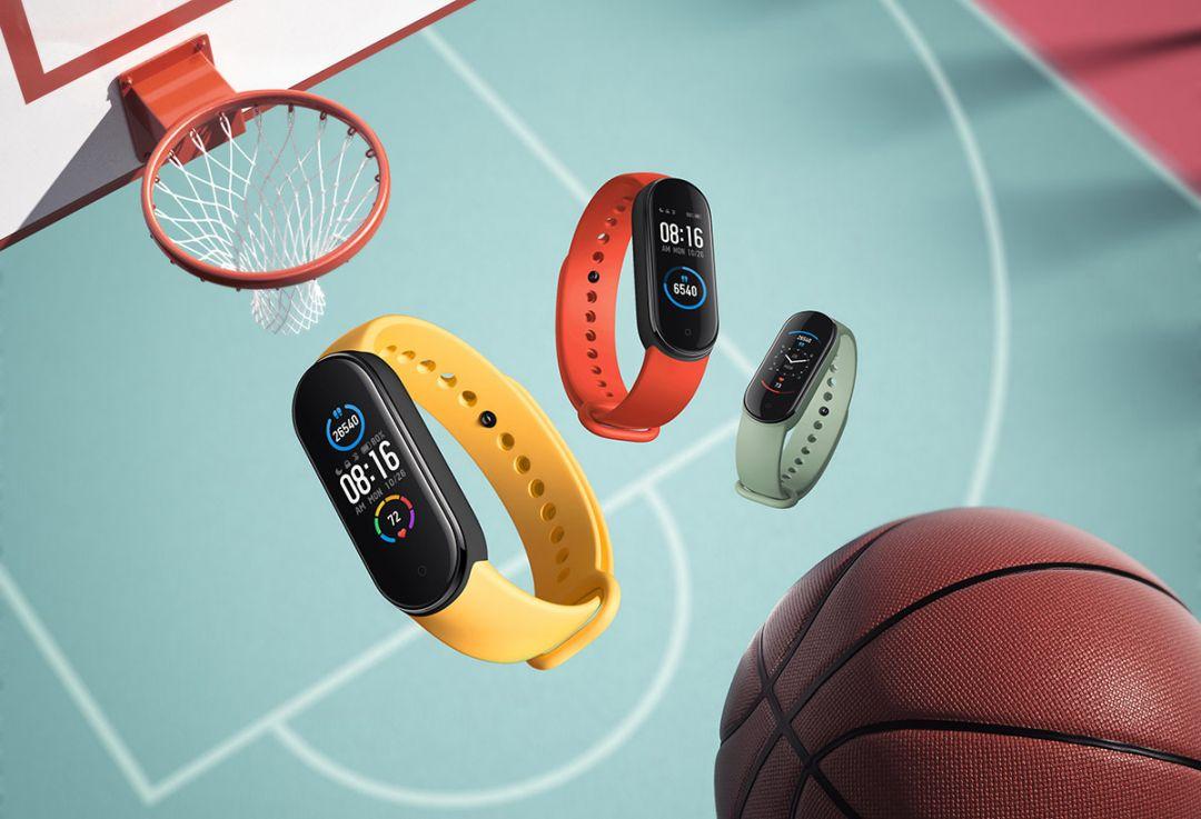 Xiaomi Mi Smart Band 5: bratara de fitness cu tot ce ai nevoie