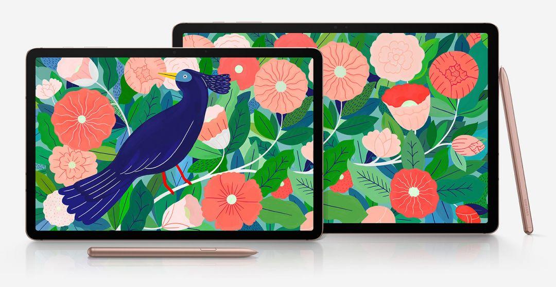 Samsung Galaxy Tab S7 si S7+: cele mai bune tablete cu Android, punct