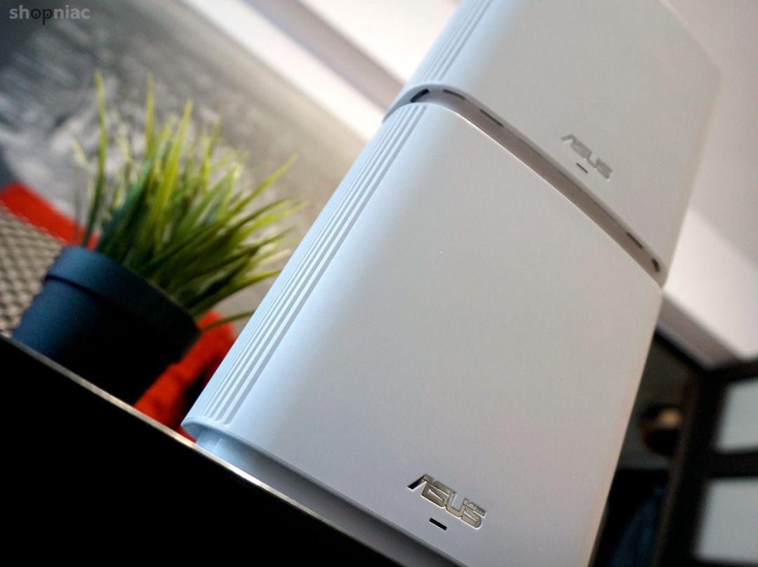 ASUS ZenWiFi AX (XT8) review: un mesh WiFi care arata bine
