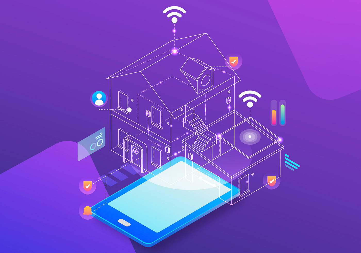 casa inteligenta smart home