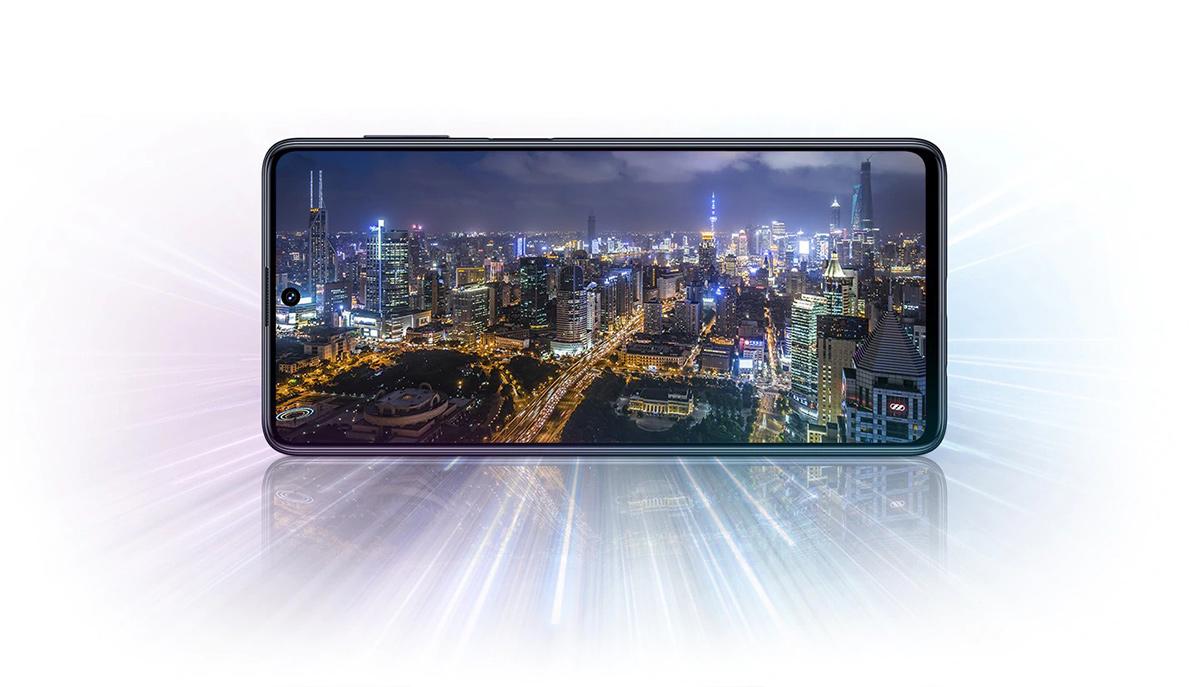 Samsung Galaxy M51: baterie mare de tot si specificatii medii