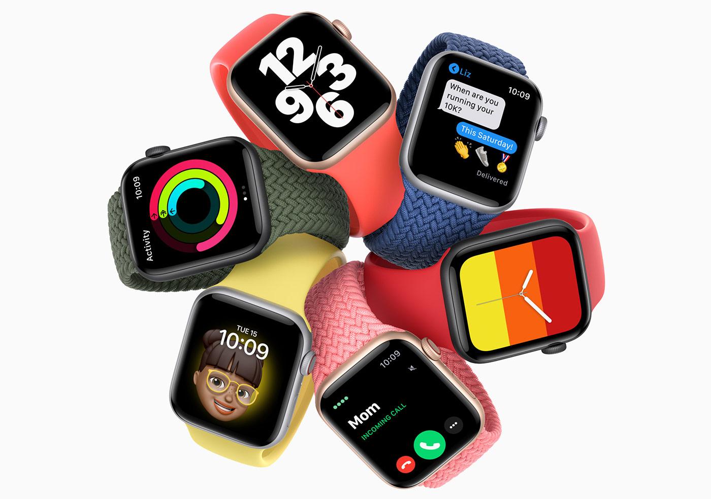 Apple Watch SE: un smartwatch mai accesibil, dar foarte bun