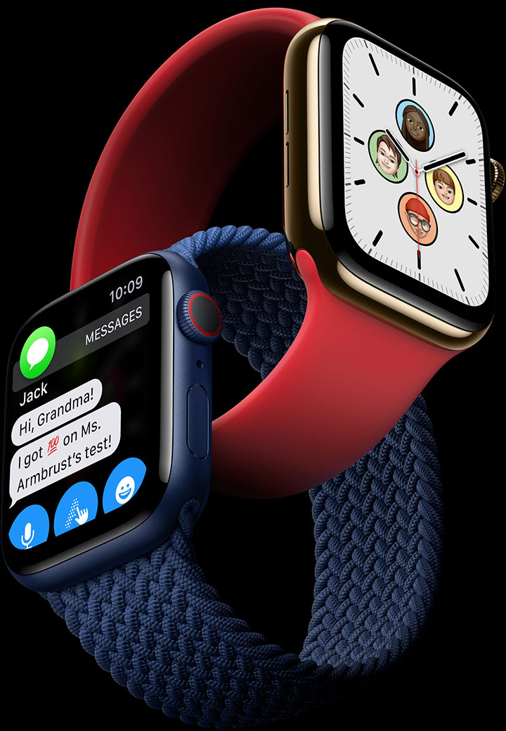 apple watch series 6 Solo Loop