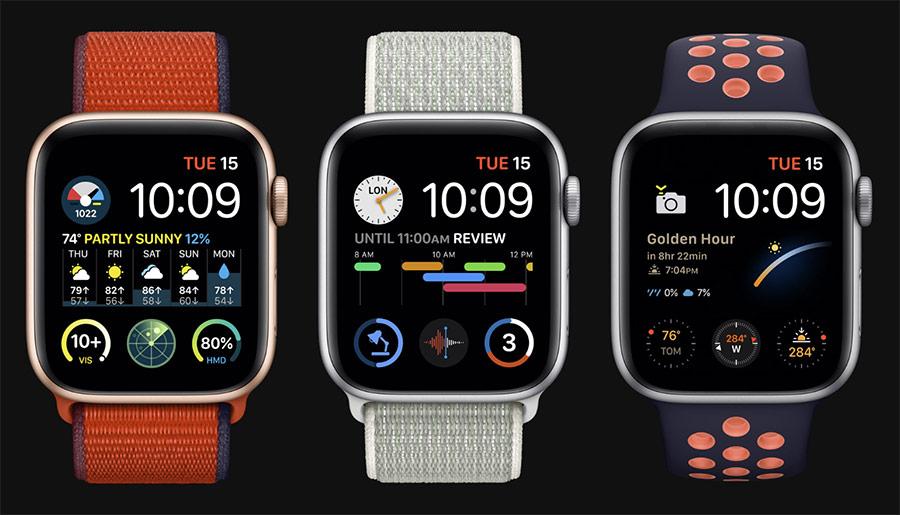Apple Watch Series 6: mai puternic, plin de senzori, mai multe optiuni de curele