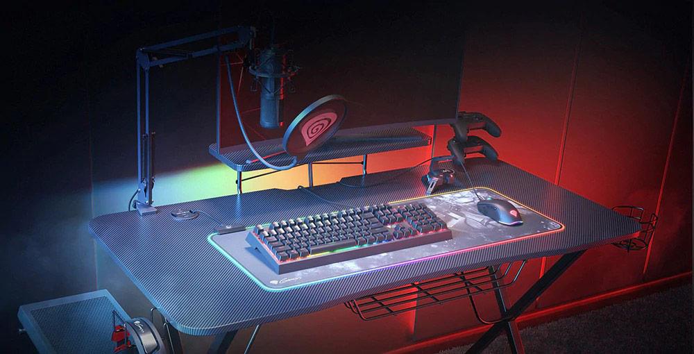 Birou de gaming: ce este si cum alegi un birou pentru jocuri