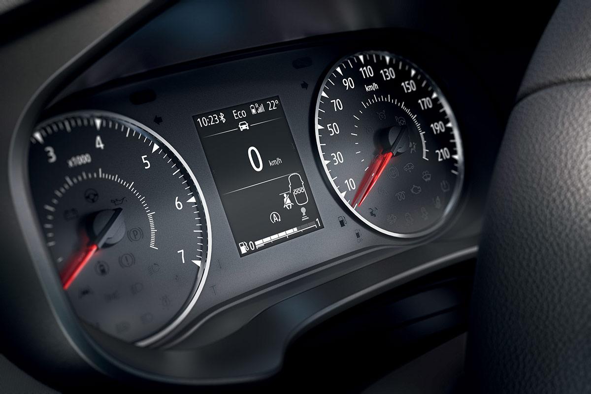 dacia 2020 ceasuri indicatoare viteza turatie