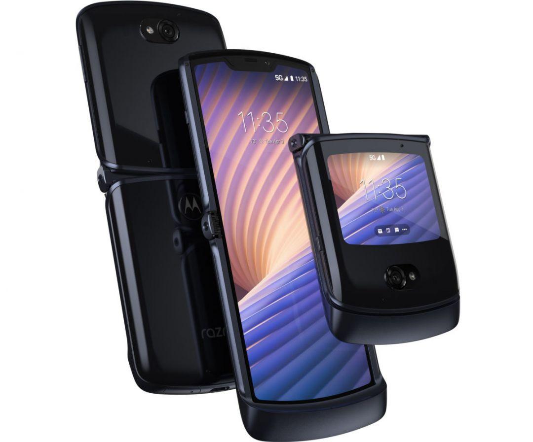 Motorola RAZR 5G: un telefon pliabil cu caracter si cam atat