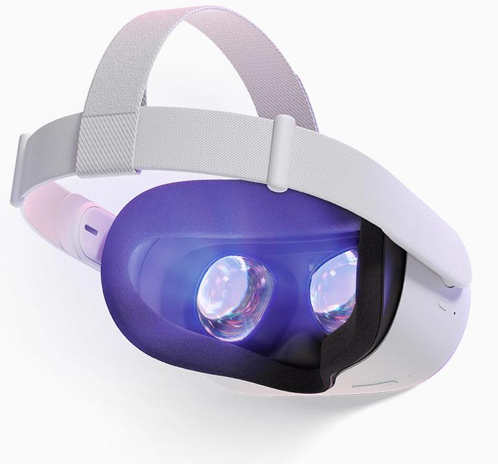 oculus quest 2 interior