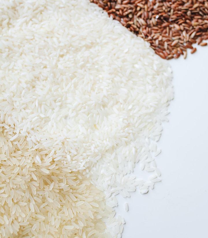 orez alb brun salbatic