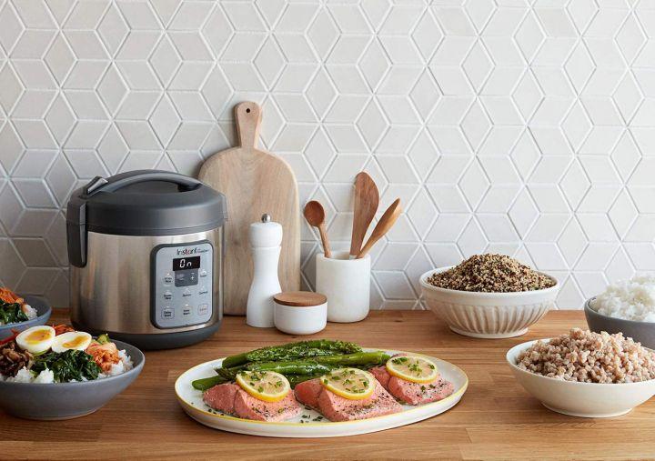 Aparate de gatit orez: ce este si cum alegi un rice cooker