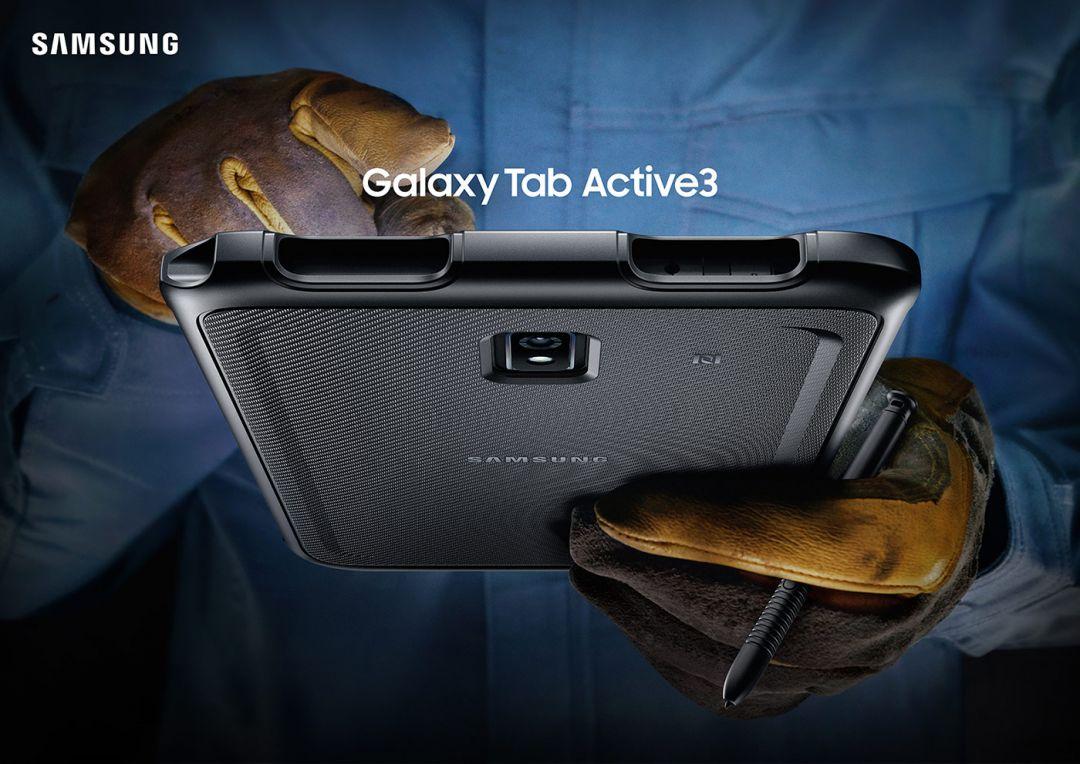 Samsung Galaxy Tab Active3: tableta pentru medii extreme