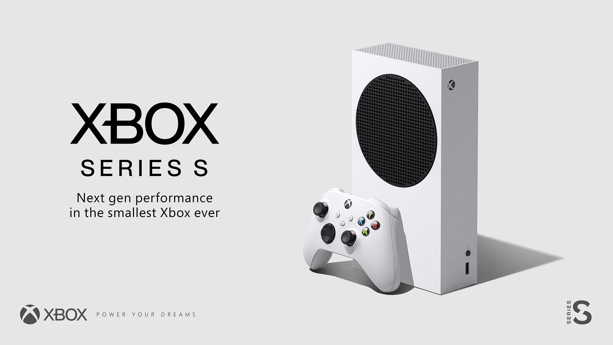 Xbox Series S: primele detalii despre cea mai mica consola Microsoft