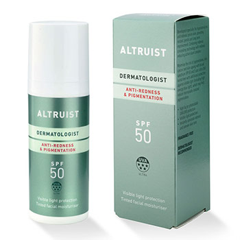 Altruist anti-redness pigmentation