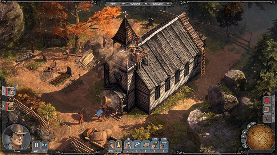 Desperados 3 joc strategie