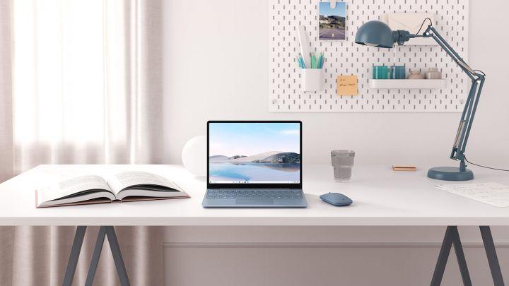 Microsoft Surface Laptop Go: contructie premium la un pret moderat