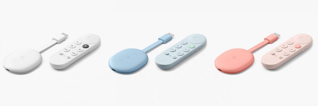 Chromecast cu Google TV: in sfarsit cu telecomanda, acelasi pret bun