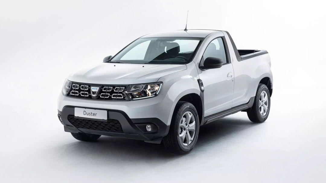 Dacia Duster Pick-up: o camioneta 4×4 care nu arata deloc rau