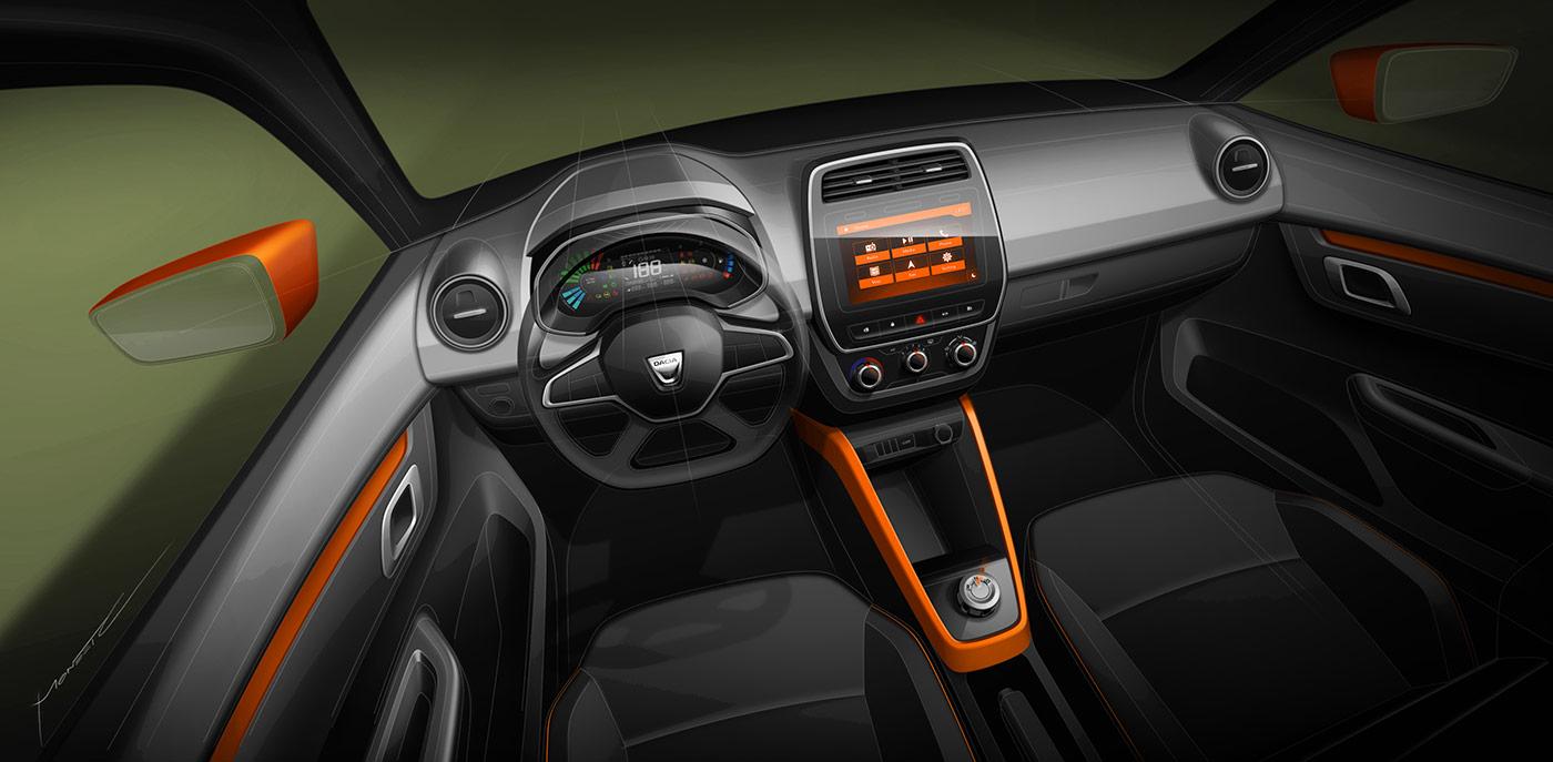 Dacia Spring Electric: tot ce trebuie sa stii pe scurt