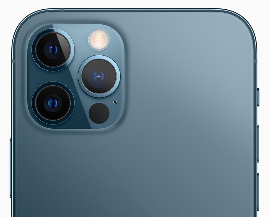 iphone 12 pro module camere spate