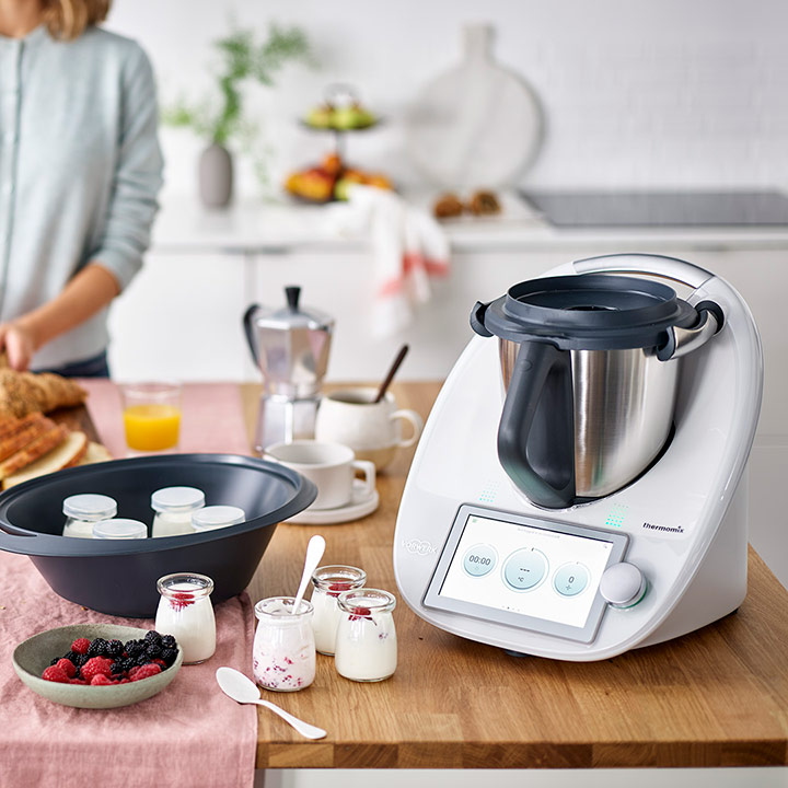 thermomix in bucatarie