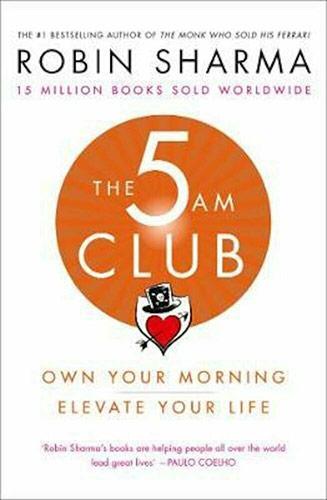5 AM Club - Robin Sharma