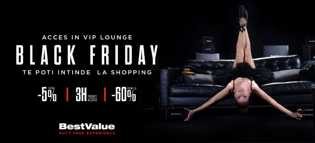 Black Friday 2020 fara bilet de avion la BestValue