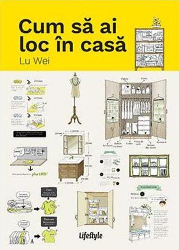 Cum sa ai loc in casa - Lu Wei