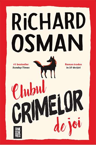 clubul crimelor de joi - richard osman