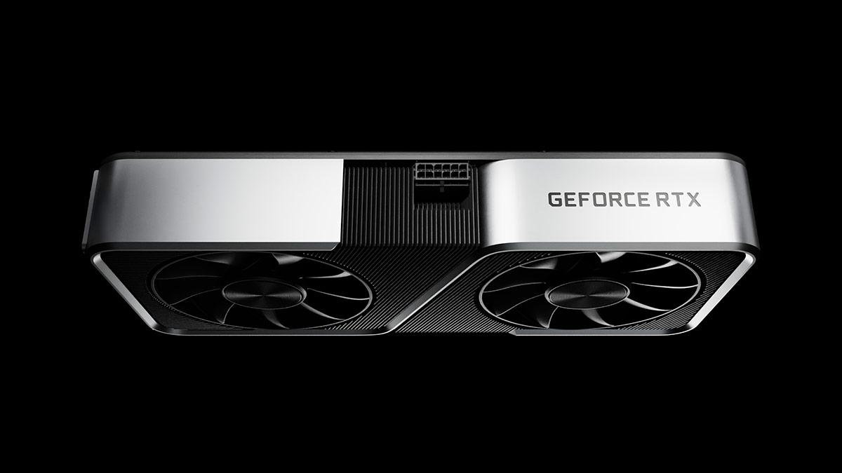 Nvidia GeForce RTX 3060 Ti conector alimentare
