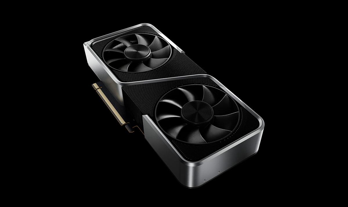 Nvidia GeForce RTX 3060 Ti cooler